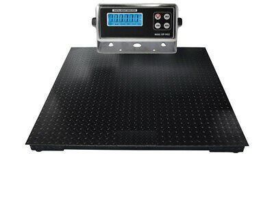 Selleton Industrial Warehouse Scale 10000 Lbs X 2 Lb 48 X 48 4 X 4