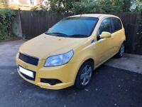 Ideal first car. 1.2 CHEVOLET AVEO