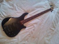 Vintage Bass Guitar - Ibanez style - Lovely guitar - BARGAIN