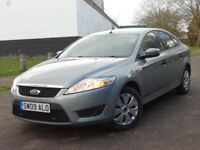 2009 Ford Mondeo 1.8 TDCi, 2 YEAR NATIONWIDE WARRANTY, LOW MILEAGE, not vauxhall citreon bmw audi
