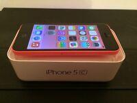 APPLE IPHONE 5C - 8GB STORAGE - ON VODAFONE - LIKE NEW