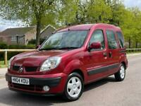 Renault Kangoo Automatic Supercharged with a registered LPG conversion + 1.6 Petrol +66K