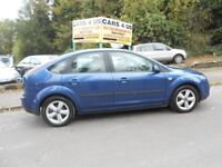 AUTOMATIC ,FORD FOCUS ZETEC CLIMATE AUTO WITH FULL SERVICE HISTORY AND 12 MONTHS MOT DRIVE VERY NICE