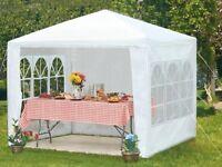 Gazebo party tent 3x3
