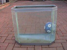 hexagon fish tank aquarium 95L wembley
