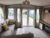 Stunning brand new ABI static caravan for sale/LOW GROUND RENT 2.3K/showbar/lakes/golf/entertainment