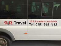 RR Travel mini buses for all occasions