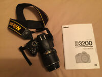 Nikon D3200 *Mint Condition*