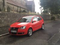 Polo GTI 1.8 2007 - low mileage - £3500