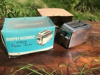 Morphy-Richards Electric Toaster c50s / 60s in orignal box