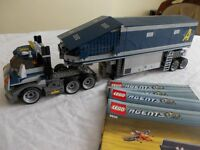 LEGO BUNDLE COMAND CENTRE AND TURBO CHASE AND CITY CRANE