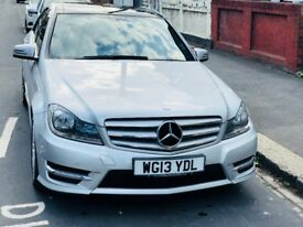Mercedes Benz C220 AMG LINE with full Mercedes service history