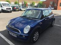Mini Cooper Good Runner with history and mot