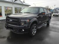 2014 Ford F-150 FX4 *Leather* NAV * Moon Roof*