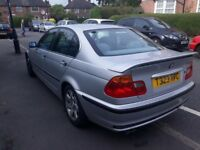 BMW 323i auto. Excellent condition. Swap for smaller engine or sell.