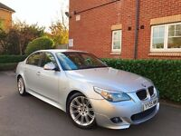 "2005 05 REG BMW 5 Series 2.5 525d Sport 4dr "" HPI CLEAR """
