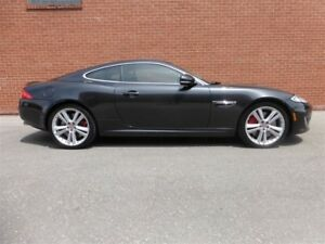 2012 Jaguar XKR COUPE -- 510 H.P MONSTER