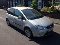 2009 09reg Ford C-Max 1.6 Petrol Silver Good Runner