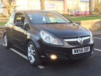 2007 Vauxhall Corsa 1.2 SXI 3 door * Long mot * PX welcome * Service history * Delivery *