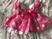 Disney Baby Minnie Mouse Dress - BNWT