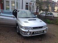 Subaru Impreza sport AWD 2.0 petrol
