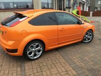 #FORD FOCUS ST3 FULLY LOADED 320 BHP#