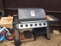 Outback platinum 6 burner BBQ