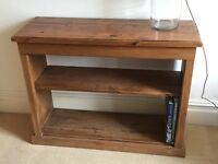 Bookshelf. Solid Oak, perfect condition