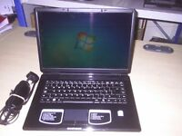 ADVENT 5301 LAPTOP in very good condition, with warranty