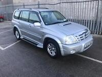2004 Suzuki vitara XL diesel 7 seater
