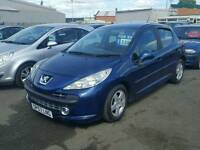 2008 57 peugeot 207 se 1.4 lovely car