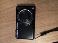 Samsung touchscreen camera