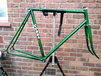 Cobra COLUMBUS steel road bike frame