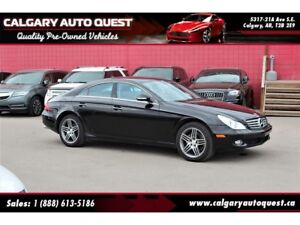 2008 Mercedes-Benz CLS-Class CLS-550 LEATHER / SUNROOF / LOW KM