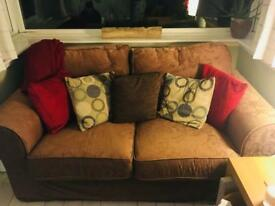 2 & 3 seater sofas for quick sale
