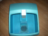 footspa with hot and cold switch also massaging old type