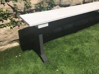 Restored bench
