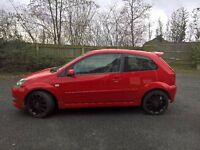 Ford Fista ST, very good condition,alu wheels,skin interior,clima