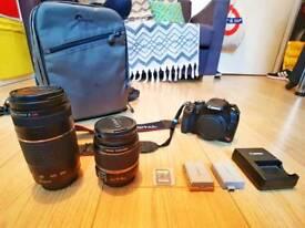 Complete Canon T1i Rebel kit