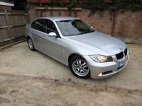 BMW 3 Series 2.0 320d ES 4dr 2006 (56 reg), Saloon