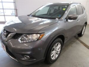 2015 Nissan Rogue SV! AWD! B-UP CAM! ALLOYS! SUNROOF! HEATED SEA