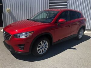 2016 Mazda CX-5 TOURING- AWD-CUIR-NAVIGATION