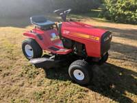 Rally 5 Speed, 12HP, Dual Blade 36 inch Cut, Fully Serviced - Ride On Lawn Mower