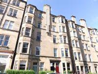 2 bedroom fully furnished 2nd floor flat to rent on Leamington Terrace, Bruntsfield , Edinburgh
