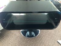 Black High Gloss Tv Stand (Can Be Used As A Coffee Table)