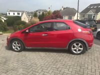 Great Value Honda Civic 2.2 CTDI ES