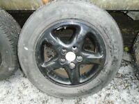 toyota rav 4 alloy wheels x5 235 60 16