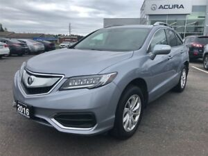 2016 Acura RDX Technology Package NAV LEATHER