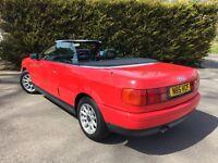 Audi Cabriolet 2.0