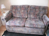 Sofa Bed & Armchair